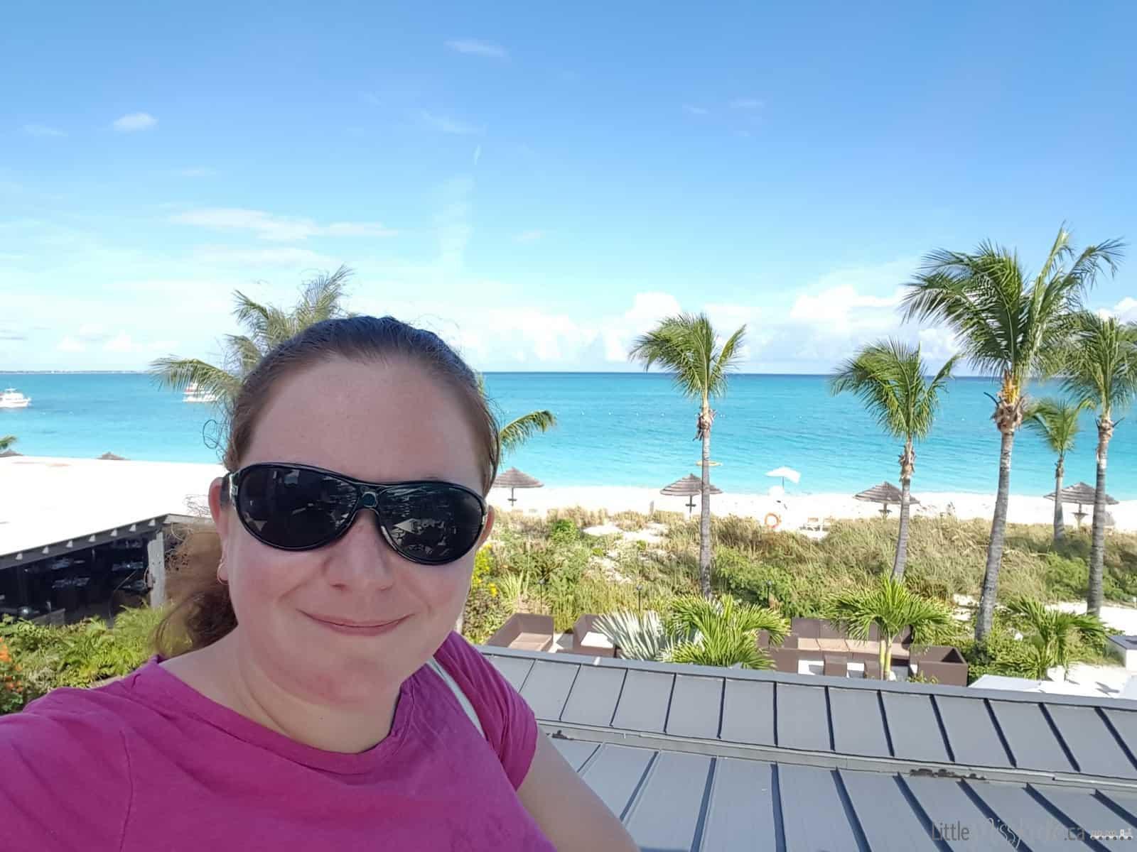 Beaches Resort Villages Turks and Caicos Restaurants - Sky via littlemisskate.ca
