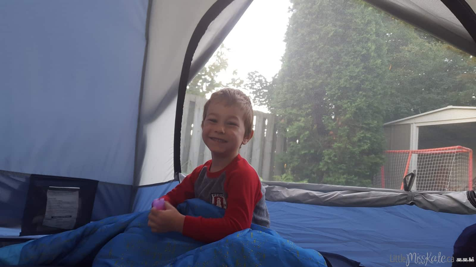 Family Traditions: 10 Ideas You Can Start Anytime backyard camping