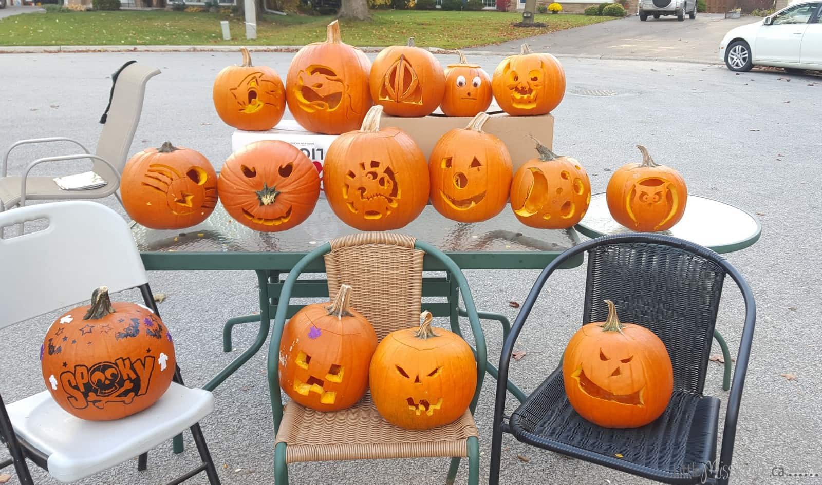 Family Traditions: 10 Ideas You Can Start Anytime - Pumpkin Party