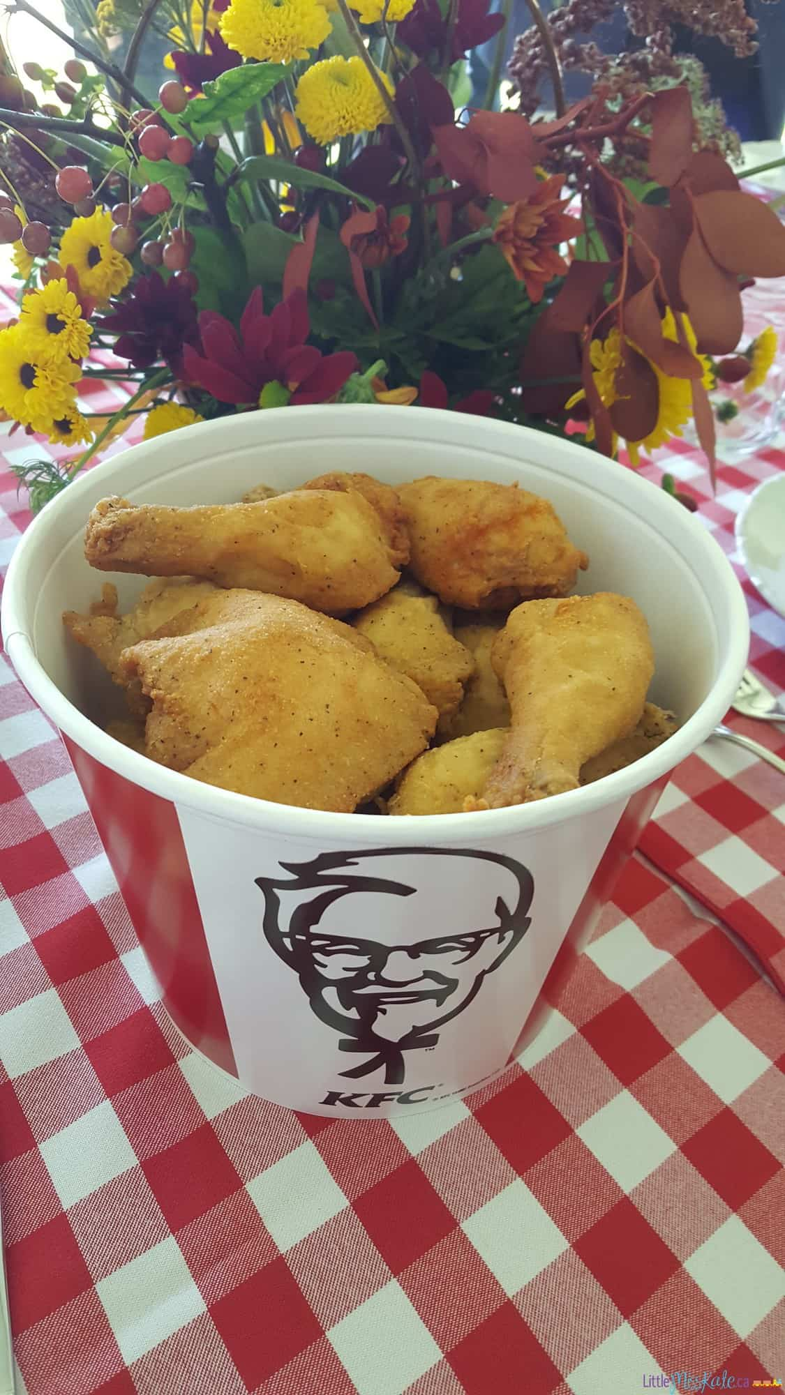 What is REALLY in KFC? Myths and Facts about Kentucky Fried Chicken via littlemisskate.ca