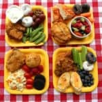 Easy (Store-bought) 5 Minute Picnic Meal Ideas
