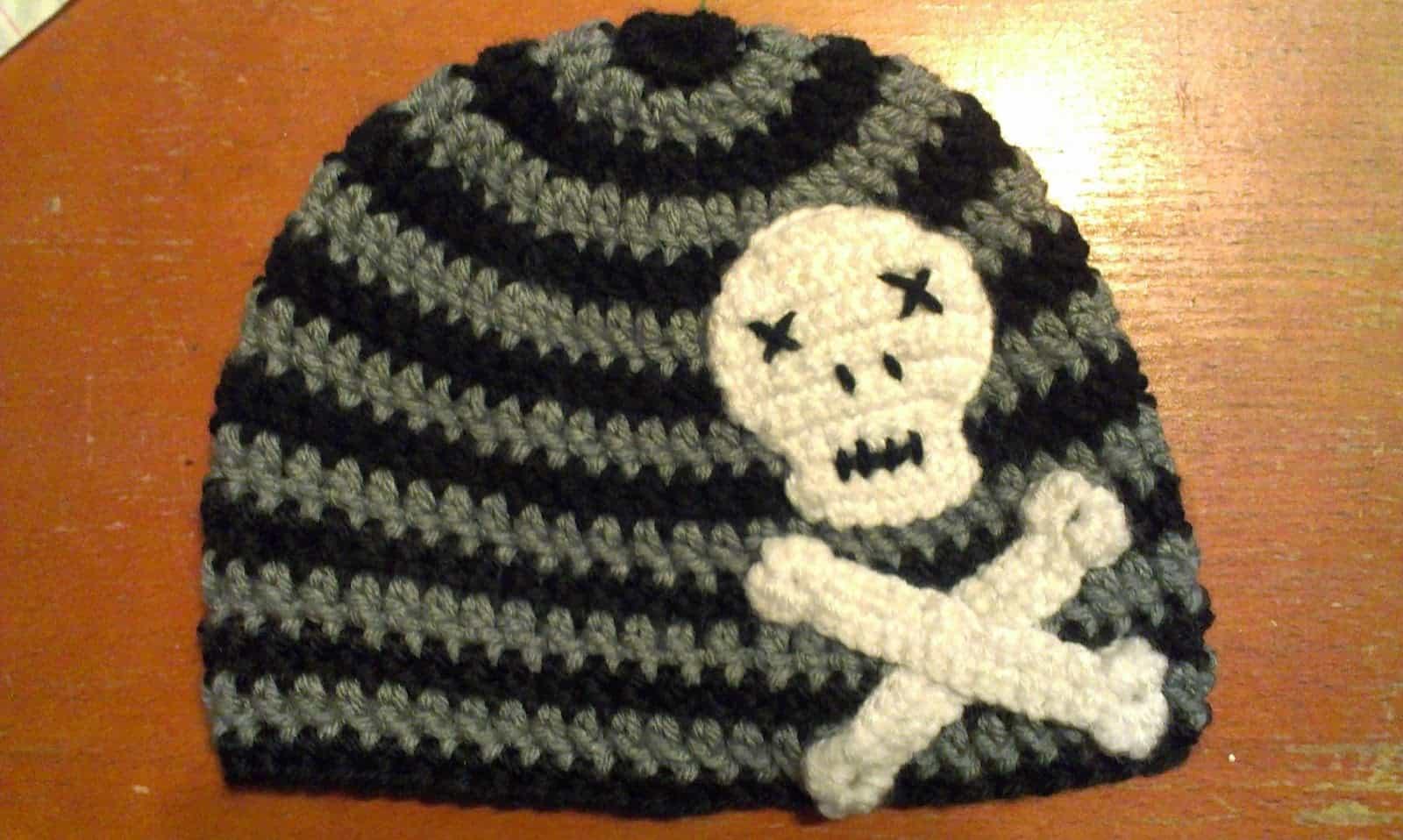 free crochet pattern for boys hats