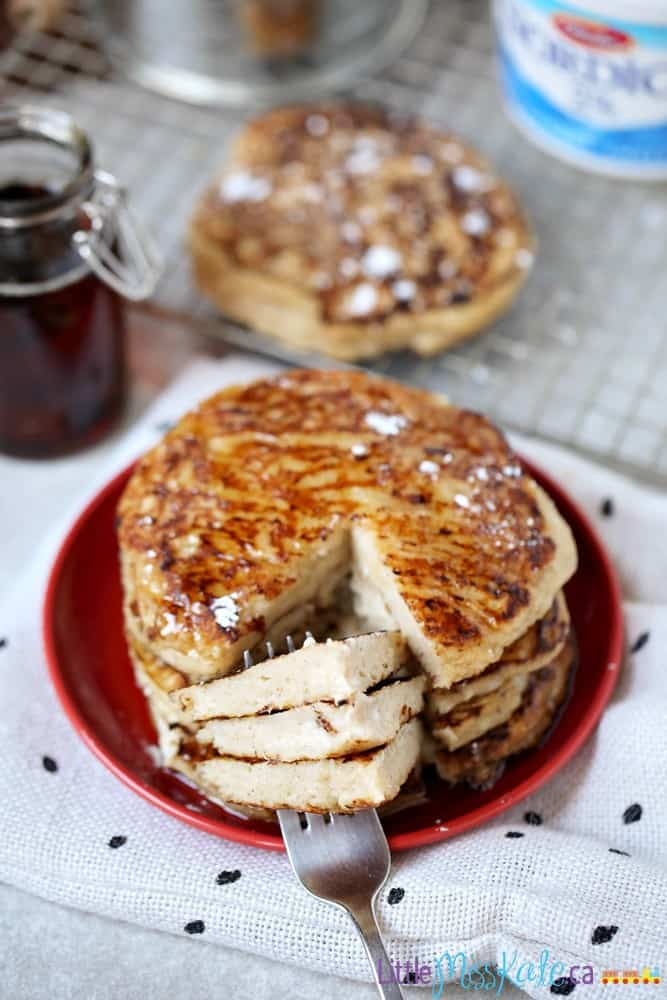 high protein cottage cheese pancake recipe