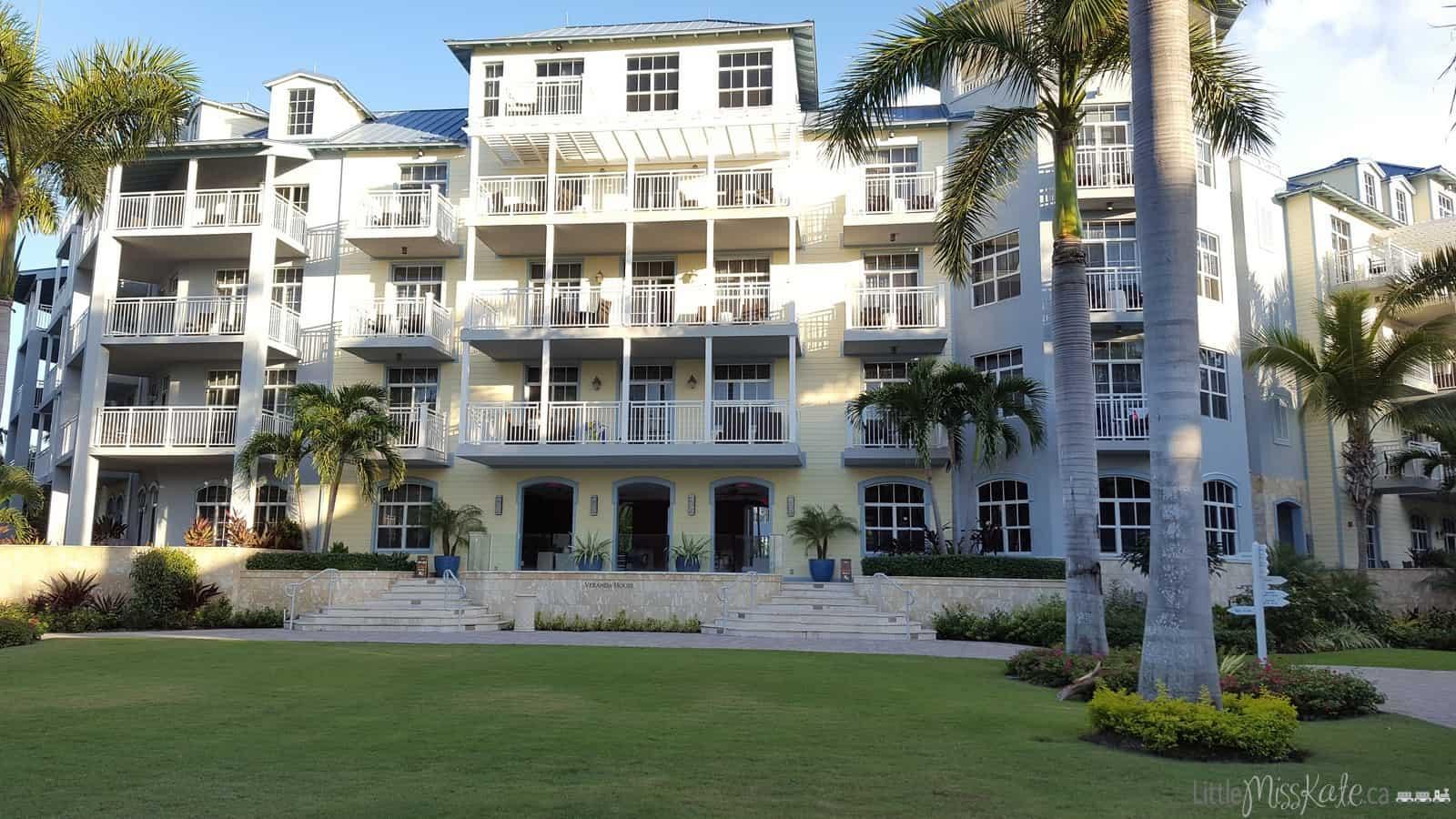 Beaches Resort Villages Key West Village 2 bedroom suite Turks and Caicos via www.littlemisskate.ca