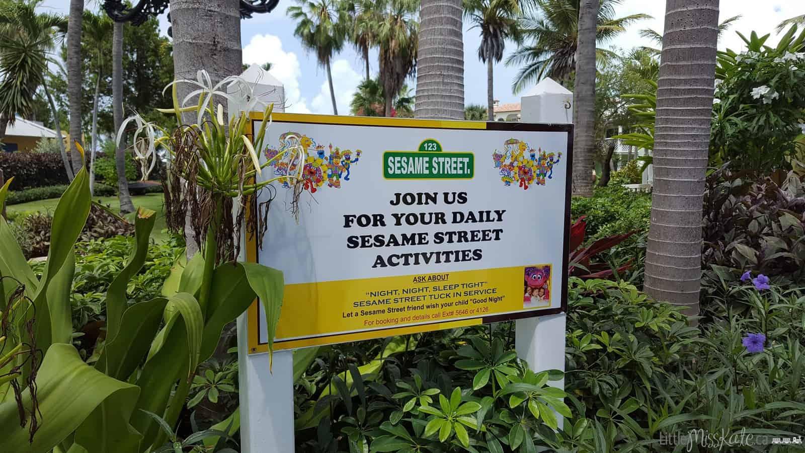 Beaches Resort Turks and Caicos Kid Camps via www.littlemisskate.ca