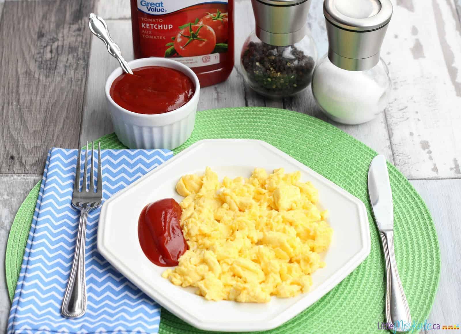 Homemade Bloody Caesar Ketchup recipe via littlemisskate.ca
