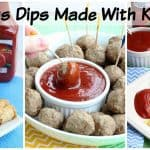 Delicious Dips Made With Ketchup – Homemade Bloody Caesar Ketchup And Chinese Char-siu BBQ Sauce