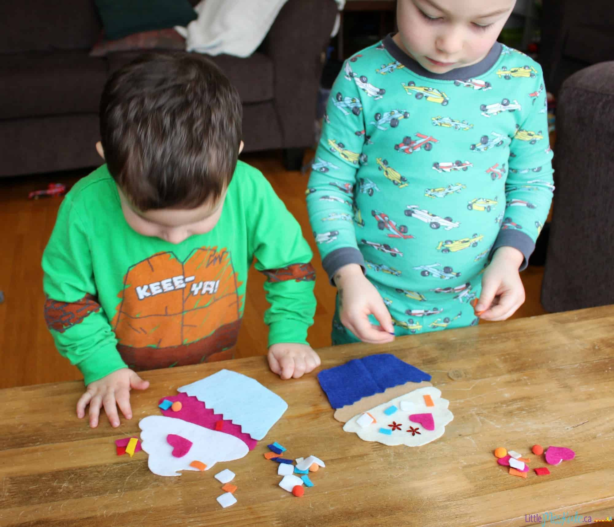 Busy Bags – Keeping Toddlers and Prescholers Busy and Learning