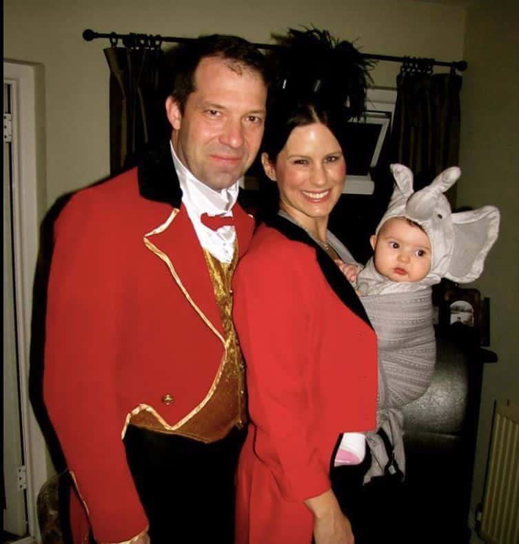 Mom and Baby Costume ideas - cirus