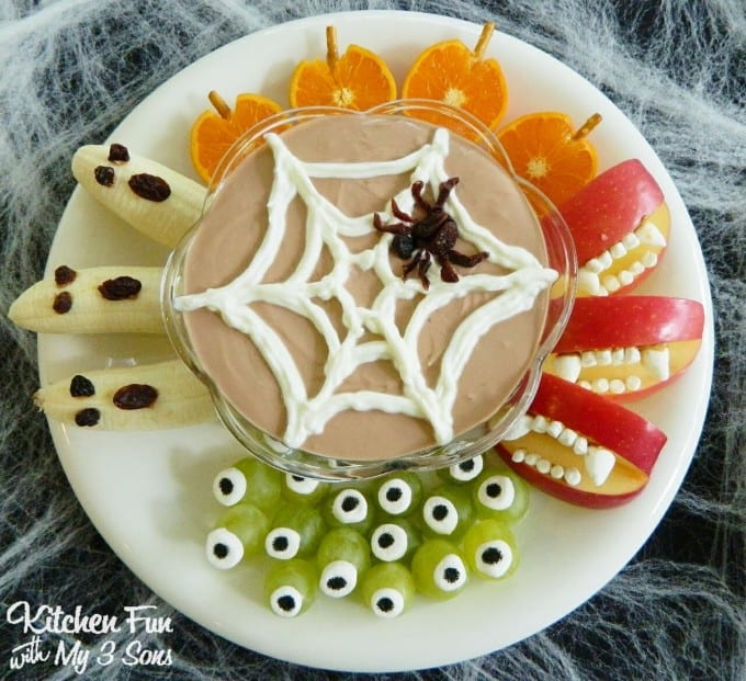 Healthy Halloween Snack Ideas via LittleMissKate.ca