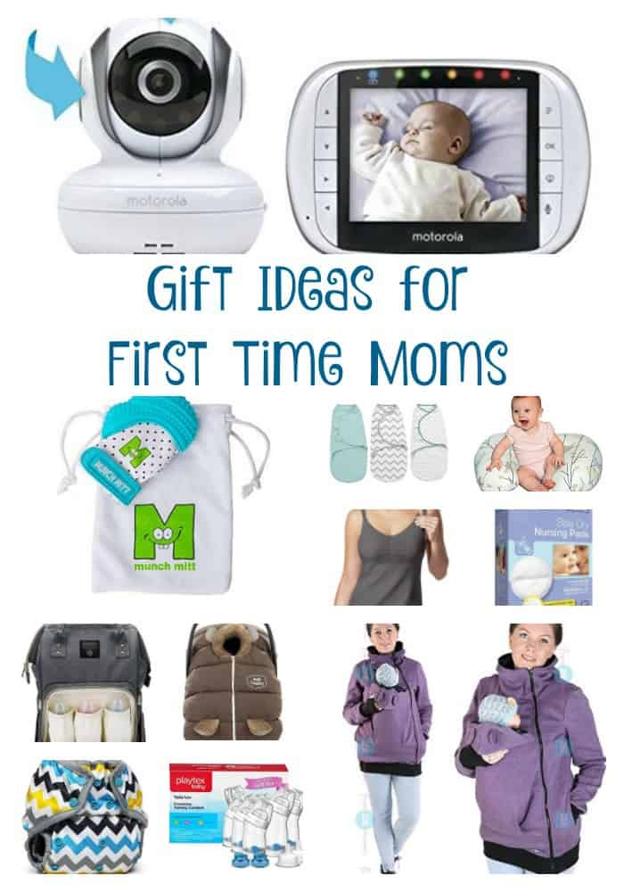baby Shower Gift Ideas for a First Time Mom via LittleMissKate.ca