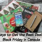 5 Ways to Get the Best Deals on Black Friday in Canada!