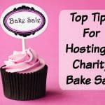 Top tips for hosting a Charity Bake Sale