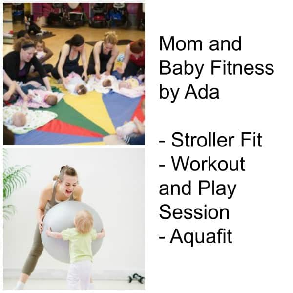 Mommy and Baby Exercise by Ada Review in Brampton and Mississauga