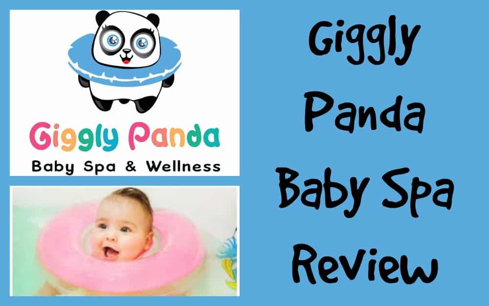 Giggly Panda Baby Spa Review – Infant Hydrotherapy and Massage Relaxation