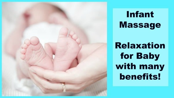 Infant Massage Classes in Brampton – Relaxation is Key
