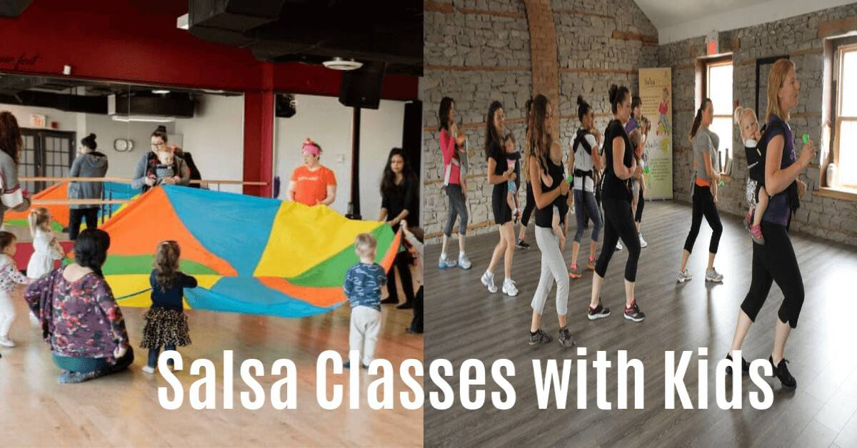 Salsa Babies (Mississauga and Brampton) – Dance your feet silly!