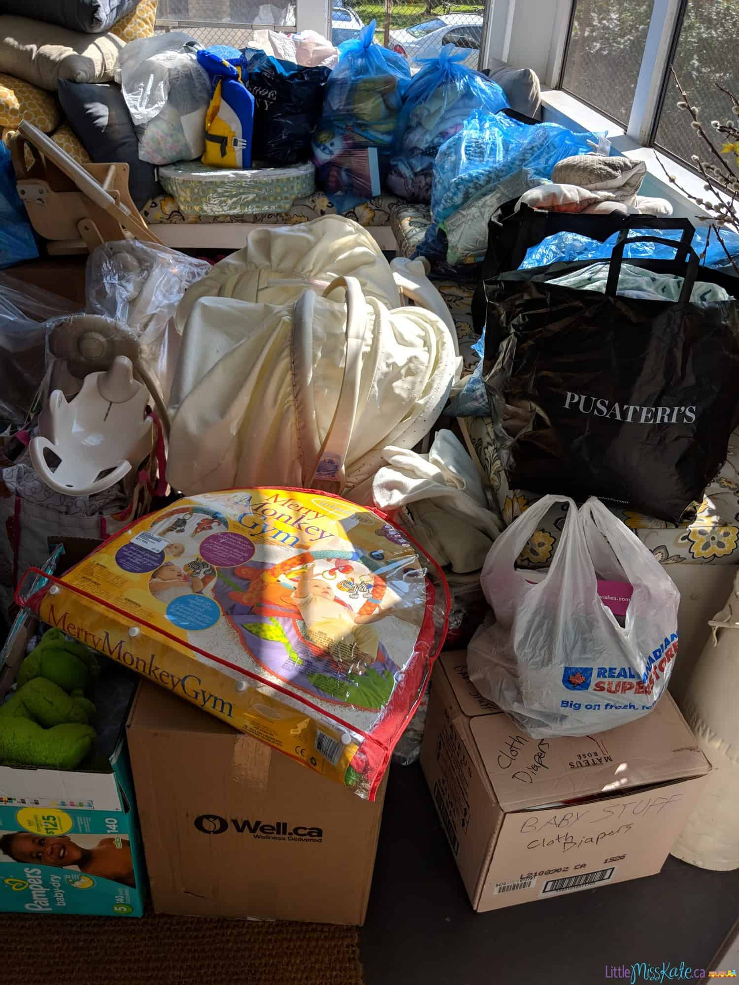 Where to Donate Baby and Kids Items in Brampton and ...