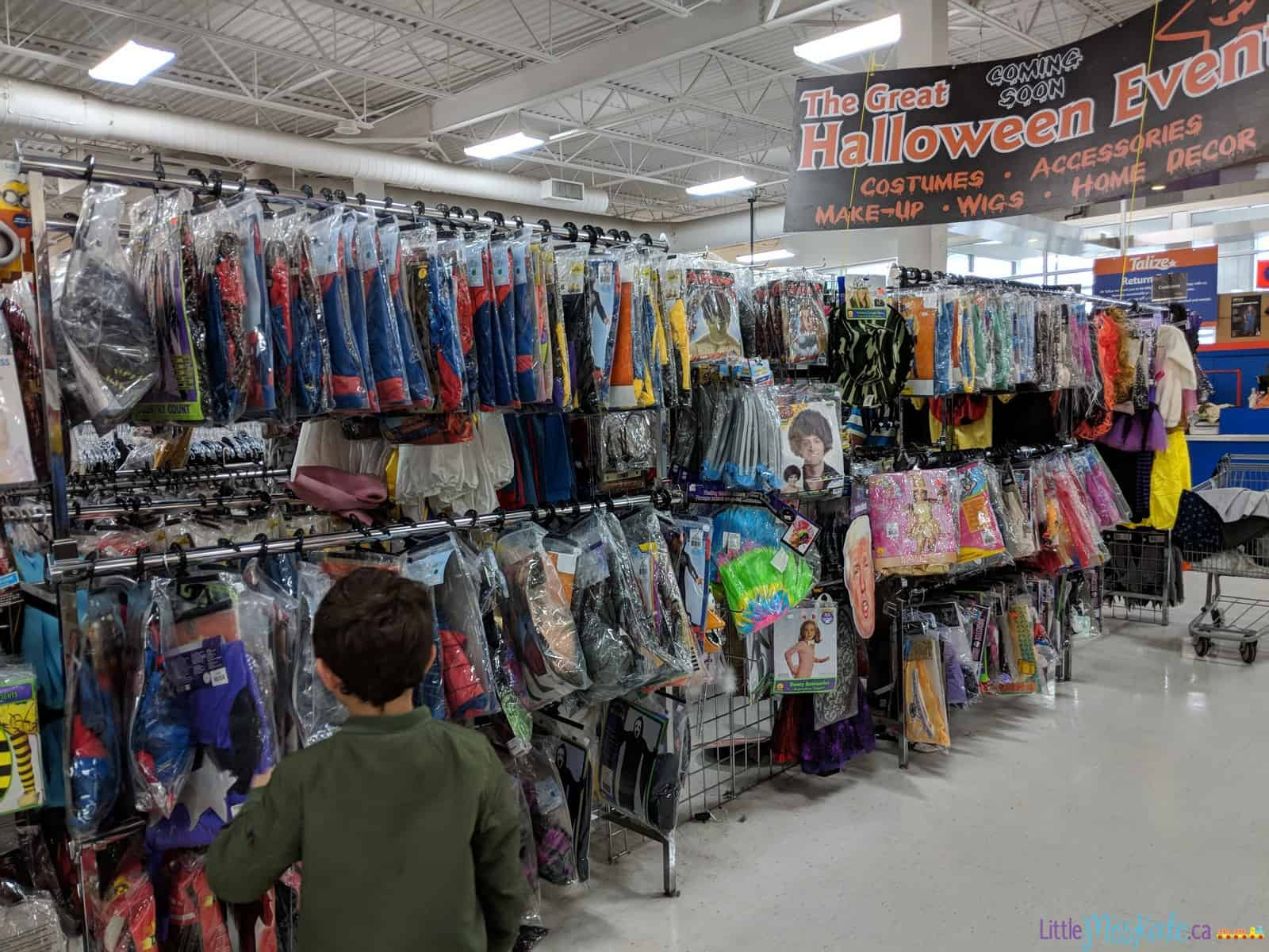 where to buy halloween costumes and decorations in brampton - little