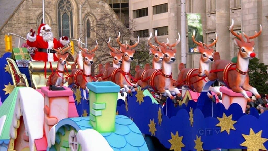 Orangeville Santa Claus Parade 2019