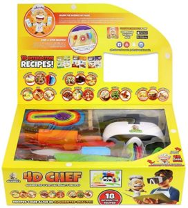4D Chef Science