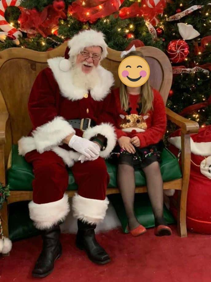 free photos with santa in mississauga dixie outlet mall