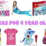 Ultimate list of Gift Ideas for 4 Year Old Girls