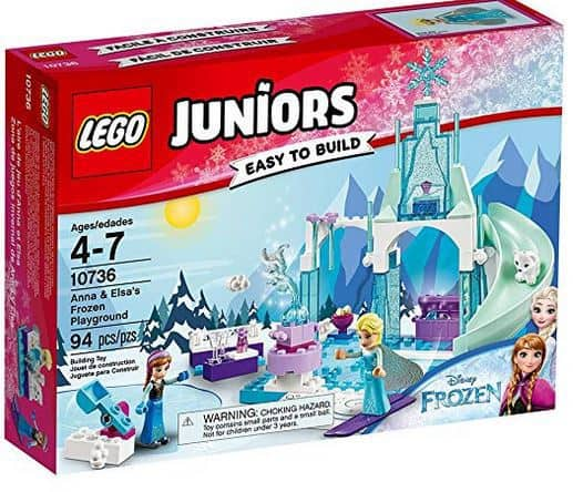 Lego Gift Ideas for 4 Year Old Girls Lego juniors frozen set