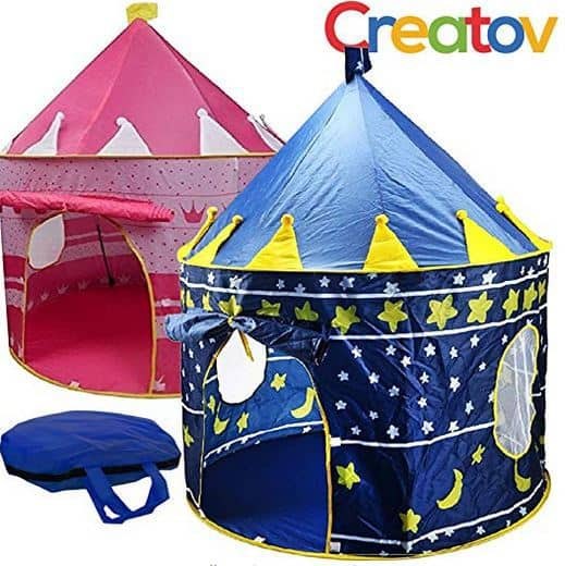play based Gift Ideas for 4 Year Old play tent