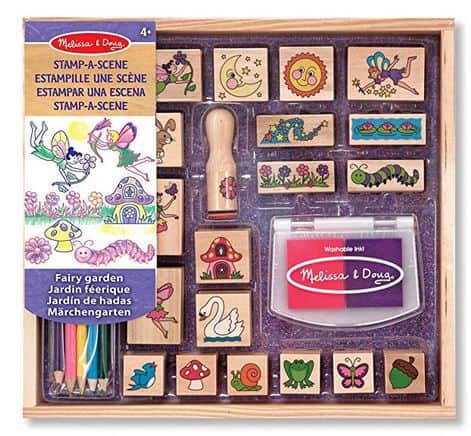 crafty Gift Ideas for 4 Year Old stamp set