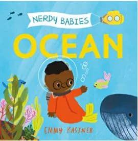 Nerdy Babies Ocean