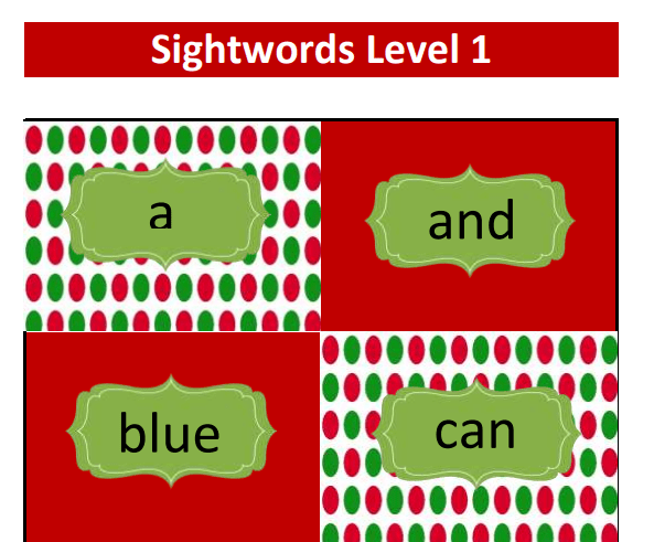 Using Sight Words to Teach Struggling Readers