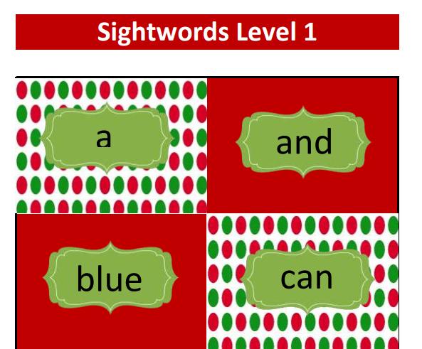 sightwords