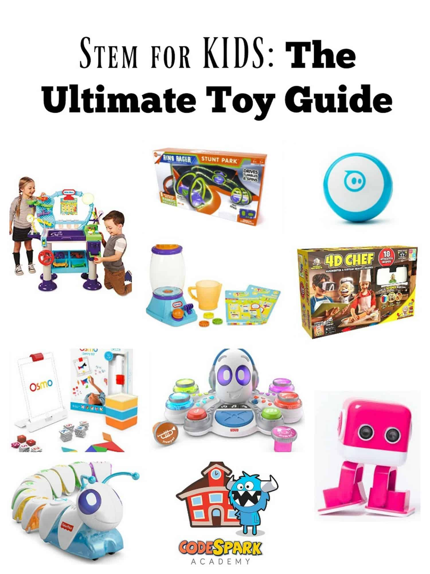 Stem for Kids: The Ultimate Gift Guide