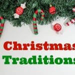 Christmas traditions