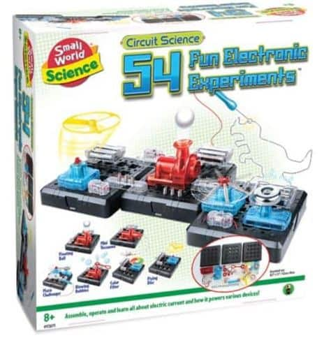 STEM Gift Ideas for 8 Year Olds with science technology engineering and math