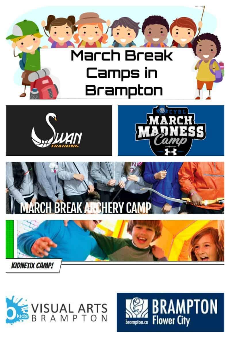 March break Camps in Brampton