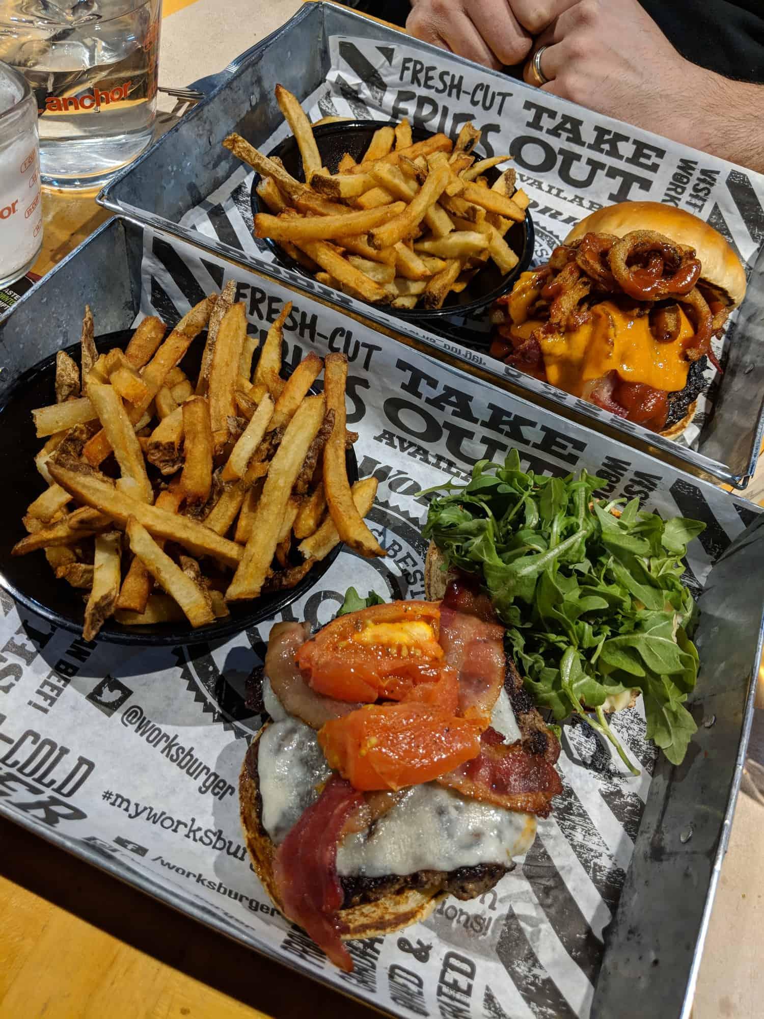best burger restaurant in Brampton