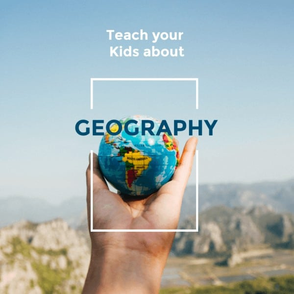 Canada's Regions: 5 Ways to Teach Young Children about Geography