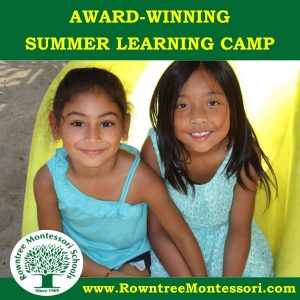 Rowntree Summer Learning Camp