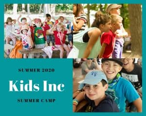 Kids Inc Camp