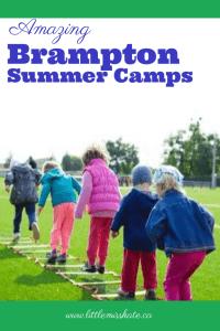 Brampton Summer Camps