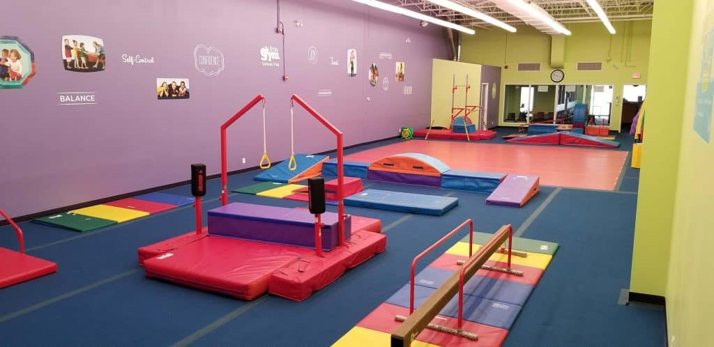 Gymnastics for kids at little gym of mississauga east little
