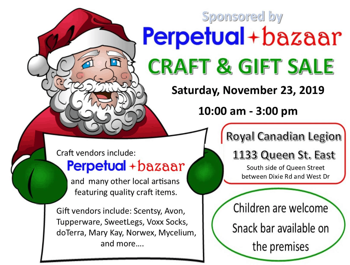 Brampton Craft Show