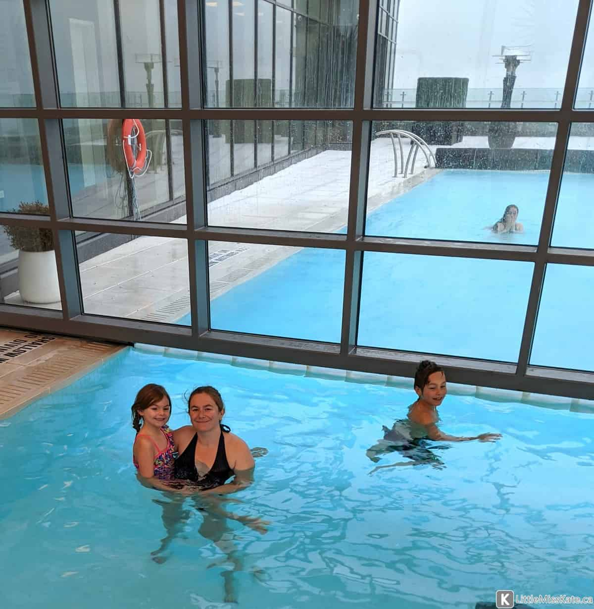 Toronto hotels with rooftop pools hotel x toronto review