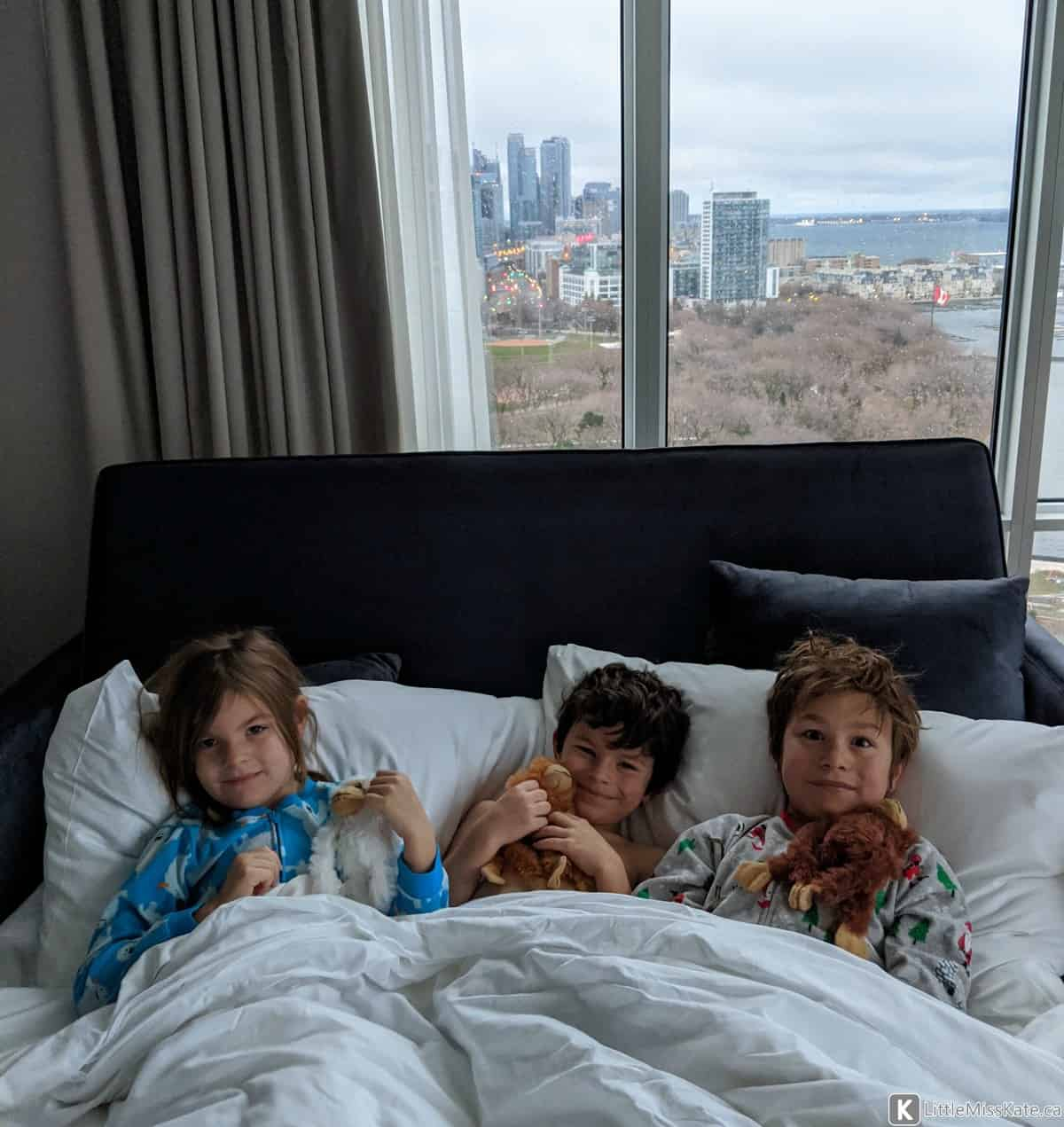 best family hotels in Toronto hotel x toronto review