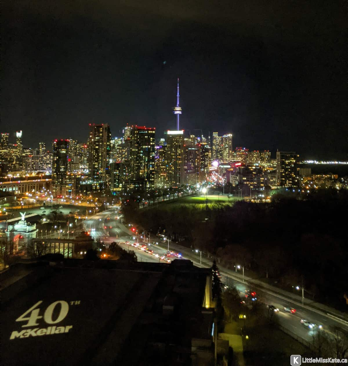 places to stay in Toronto hotel x review