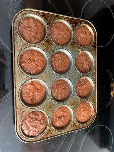 Weight Watchers Muffins - 2 Points