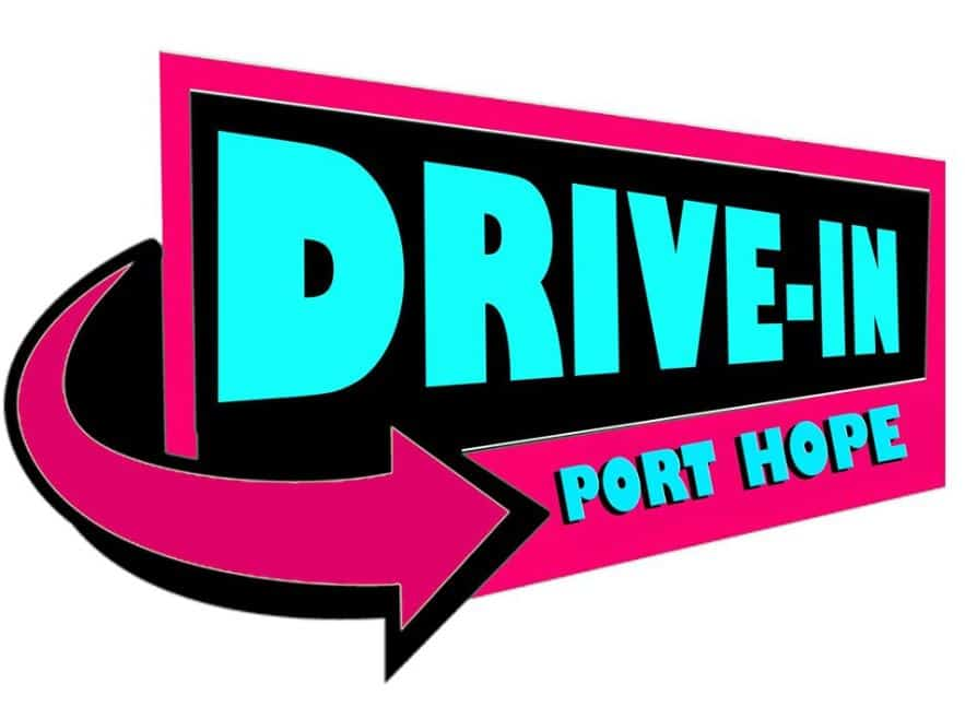 Port Hope Drive-In Movie theatre