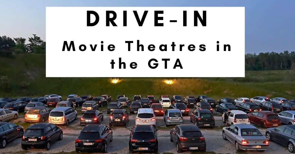 Drine-In Movie theatres near Mississauga, Brampton, Greater Toronto Area